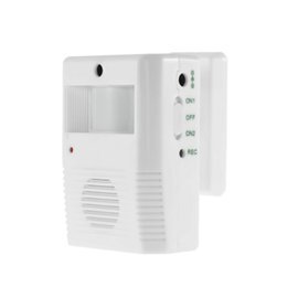 $enCountryForm.capitalKeyWord NZ - Wireless Entry Music Door Bell Chime Motion Sensor Alarm Electronic Sensor Detector Home House Welcome Chime Speak