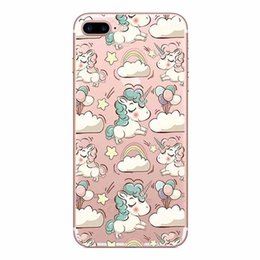 Discount banana phone cover - For Iphone XR XS MAX X 8 7 6 6s Plus SE 5 5S Unicorn Flamingo Soft TPU Cases Gel Flower Rose Fruit Pineapple Banana Cart