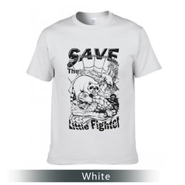 most popular prints NZ - The Most Popular T-Shirts, Save Little Fighter Printed T-Shirts.