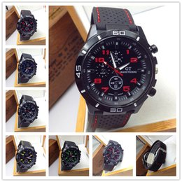 $enCountryForm.capitalKeyWord NZ - Fashion F1 racing sports watch quartz luxury watch GT men and silicone belt military watch