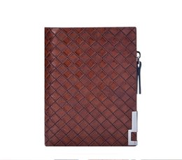$enCountryForm.capitalKeyWord UK - 2018 New Genuine Leather Knitting Long wallets famous brand Men's Bi-Fold Clutch Suit Wallet Fashion men wallet Credit Card Holder Purses 20
