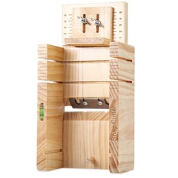 Wholesale Household Wooden Soap Cutter Box Pine Material Balancing Apparatus Accurate Wire Cutting Adjustable Front Board kg only