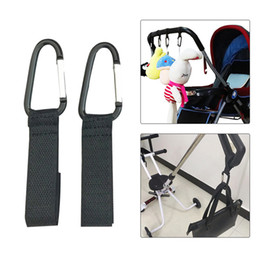 Infant Hangers Australia - Durable Infant Baby Pushchair Hangers Outdoor Convenient Stroller Length Adjustable Hooks For Hanging Exquisite Design