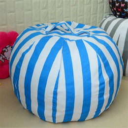 $enCountryForm.capitalKeyWord Canada - 80cm Kids Storage Bean Bags Plush Toys Beanbag Chair Bedroom Stuffed Animal Play Room Mats Portable Creative Clothes Storage Tool Organizer