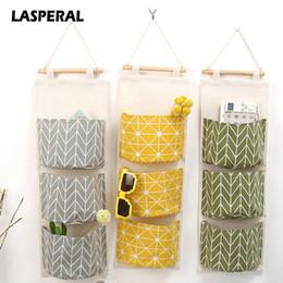 $enCountryForm.capitalKeyWord Australia - Lasperal Multilayer 3 Pockets Sundries Storage Bag Kitchen Bathroom Hanging Organizers Linen Wall Door Wardrobe Hanging Bag