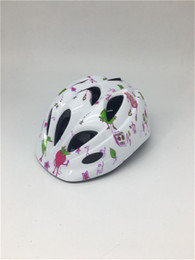 Wholesale PHYINE01 inmold kids cycling helmet with adjuster fast delivery bike helmet