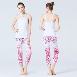 $enCountryForm.capitalKeyWord Canada - Close Yoga Pants Woman Personality 3D Printing Yoga Serve Motion Bodybuilding Ku Chunxia Seven Part Pants