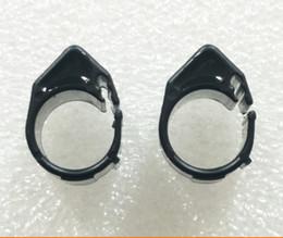 Pigeon Rings Australia - EM4305 rfid pigeon ring tag Dia 10mm 134.2khz ABS pigeon foot tags Animal Rings