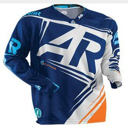 2018 Off-road Motocross racing Cycling Breathable Motocross Jersey Motocross Mx Mtb Dh Shirt ATV Riding Gear Adult moto Jeersey