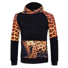 Leopard Sweaters Canada - New leopard-print turtleneck sweater