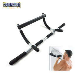 Indoor Sports Equipment Pull Up Bar Wall Chin Up Bar Gymnastics Horizontal with Multiple Uses on Sale