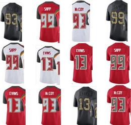 custom Tampa Bay men youth women 13 Mike Evans 93 Gerald McCoy 99 Warren  Sapp Buccaneers rush elite jerseys 1c4cdcded