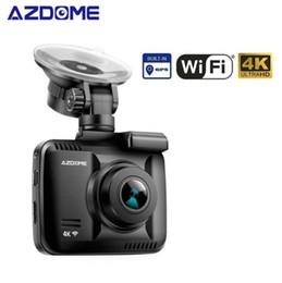 $enCountryForm.capitalKeyWord NZ - Car Dash Cam 4K HD Dash Camera 170 Degree Wide View Angle With GPS WiFi G-Sensor Loop Recording Parking Monitoring Car DVR
