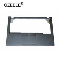 Touchpad cable online shopping - GZEELE NEW for Lenovo for ThinkPad X250 X250I X240 Palmrest Cover Upper Case Three Keys Touchpad Cable HT391 black