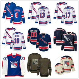 Cody McLeod Kevin Hayes Jesper Fast Marc Staal Jersey 2019 Men Women Youth  Kid Winter Classic New York Rangers C A Patch Salute to Service 2ebb4ebd0