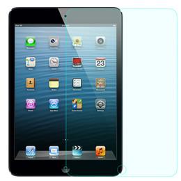 Vente en gros Film de protection d'écran en verre trempé 9H Ultra Thin Cover Verre Trempé pour iPad Mini 4 3 2 1 Film de protection d'écran HD Air 2