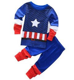China 2018 Pajama sets Baby girl and boys clothes pijamas kids clothing set Cartoon suit cotton pajamas boys sets MN1 supplier pajama suits baby suppliers
