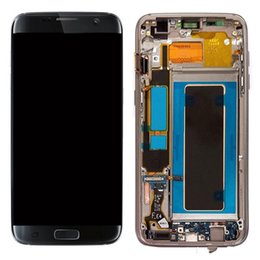 EdgE displays online shopping - For Samsung Galaxy S7 edge G935 G935A G935D G935F LCD display with touch screen digitizer Assembly replacement