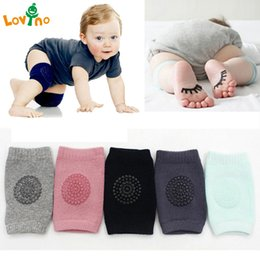 knees protector baby kids elbow pads 2019 - New Baby Kids Safety Crawling Elbow Cushion Infants Toddlers Knee Pads Protector discount knees protector baby kids elbo