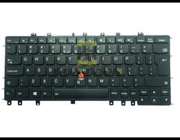 Lenovo Keyboards For Laptop Australia - Genuine Brand New US version for Lenovo ThinkPad S1 Yoga Backlit Laptop Keyboard English 04Y2916 Big Enter Key Fully Tested