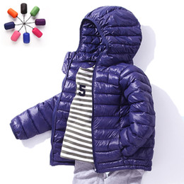 $enCountryForm.capitalKeyWord NZ - Childdkivy Children Winter Jackets For Girls Kids Parka Coat Boys Warm Cotton-padded Coat Girl Autumn Casual Jacket Outerwear