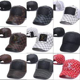 038b42c3248 2018 best quality leather Snapback Caps New York Adjustable Baseball Hats  casquette Snapbacks High Quality Sports men women Luxury cap