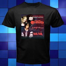 $enCountryForm.capitalKeyWord Australia - New ROCK HALL THREE FOR ALL TOUR 2016 Cheap Trick Black T-Shirt Size S to 3XL 2018 Short Sleeve Cotton T Shirts Man Clothing