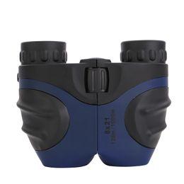 Chinese  8X21 mini handheld optical Binoculars telescope children telescope portable Professional Hunting Telescope Zoom High Quality manufacturers