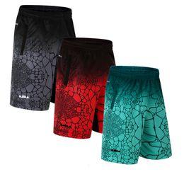 Summer Basketball Training Shorts for James Sports Fitness Jersey Short Pants Breathable Zipper Pocket Running Loose Shorts
