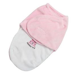 $enCountryForm.capitalKeyWord UK - baby swaddle wrap flannel envelopes for newborns soft blanket swaddling baby sleepsack Sleeping Bag swaddleme infant bedding