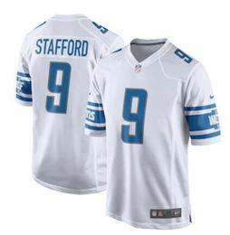 d98ec4a9f Matthew Stafford Jersey Detroit Lions Barry Sanders Darius Slay Jr teams  color Pro Bowl custom america football jerseys women men youth kids