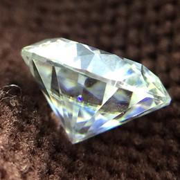 $enCountryForm.capitalKeyWord Australia - Round Brilliant Cut 1.5ct Carat 7.5mm GH Color Moissanite Loose Stone VVS1 Excellent Cut Grade Test Positive Lab Diamond
