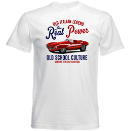 $enCountryForm.capitalKeyWord NZ - VINTAGE ITALIAN CAR ALFA ROMEO C52 DISCO VOLANTE - NEW COTTON T-SHIRT colour jurney Print t shirt