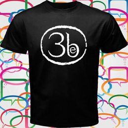 funny t shirts logos Canada - Third Eye Blind Alternative Rock Band Logo Men's Black T-Shirt Size S to 3XL Funny free shipping Unisex Casual tee gift