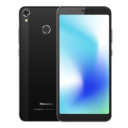 android 4g mobile 2019 - Original Hisense Dolphin 2 4GB RAM 64GB ROM 4G LTE Mobile Phone Snapdragon 430 Octa Core 5.99 inch 16.0MP Fingerprint ID