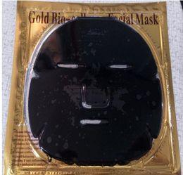 $enCountryForm.capitalKeyWord Canada - Facial Mask Gold Bio - Collagen mud Face sheet Masks Golden Crystal Powder Moisturizing Anti aging Whitening Skin Care Smoother beauty DHL