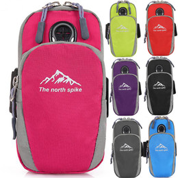 $enCountryForm.capitalKeyWord Canada - men & women Multi-function outdoor Bag sports arm belt running riding waterproof arm bag