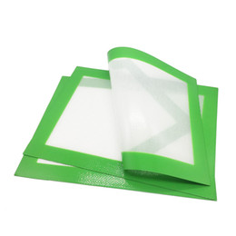 Green protector online shopping - Green Silicone Fiberglass Mats Silicone Baking Mat countertop Protector Fondant Mat Non slip quot X quot