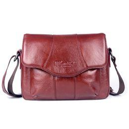 Genuine Leather Items NZ - 2015 New HOT Item High quality Women Handbag Genuine Leather bags women messenger bag Vintage bag Shoulder Cross body Bags