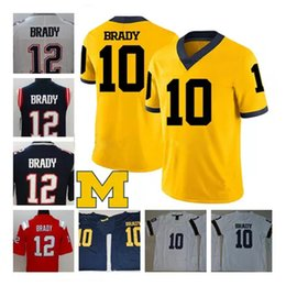 New Rashan Gary21 Desmond Howard10 Tom Brady  2 Charles Woodson jersey NCAA  Michigan Wolverines Stitched College Football Jerseys QF020PY 9170f4942