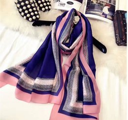 Beautiful hijaB scarves online shopping - 2018 Scarves Winter Autumn Spring Summer Beautiful Brand Design Scarfs and shawls Wraps Hijab x65cm long scarfs mufflers beach pashmina H