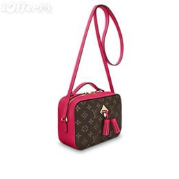 $enCountryForm.capitalKeyWord Australia - Saintonge M43557 Freesia Pink Rose Handbag Women Handbags Shoulder Messenger Totes Iconic Cross Body Bags Top Handles Clutches Evening