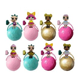 China new LOL SURPRISE DOLL Series 2 Dress Up Toys baby Tear change egg can spray Realistic Baby Dolls lil sisters 45+ to Collect suppliers