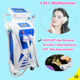 beauty machine tattoo removal NZ - Hot sale portable RF Ultrasonic face lift wrinkle removal machine IPL laser hair tattoo removal beauty machine for salon spa clinic use
