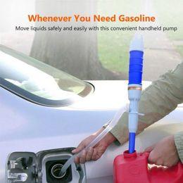 $enCountryForm.capitalKeyWord Australia - Battery-Operated Liquid Transfer Pump Perfect Auto Car Vehicle Fuel Gas Transfer Tools Cordless Powered Portable Turbo Pump