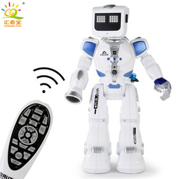 $enCountryForm.capitalKeyWord NZ - Water Driving Dancing RC Robot With English Music Intelligent Remote Control Action Figures Toys For Children Kids Birthday Gift