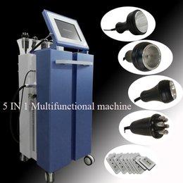 New slim ultrasoNic cavitatioN machiNes online shopping - New In Ultrasonic Cavitation Vacuum rf Radio Frequency Lipo Laser Slimming Machine weight loss cavitation machines