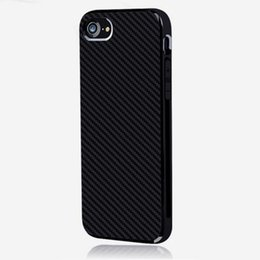 Iphone 5s carbon case online shopping - Carbon Fiber Texture Case For Apple iPhone X S SE S Plus Soft Silicone Anti Skid Anti Knock Cover