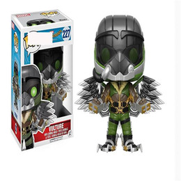 Mini Gift Boxes NZ - Wholesales price #648 Christmas gift Ornament FUNKO POP Mini Vulture Vinyl Action Figure With Box Toy Doll Good Quality