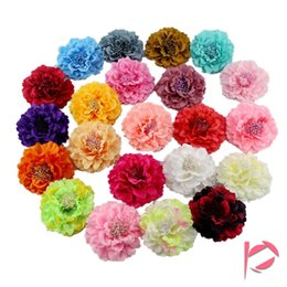 Shop hair decoration accessories for wedding uk hair decoration 20pcs lot bridal flower peony hair clips hairpins barrette wedding beach decoration hair accessories for women girls brooch junglespirit Image collections